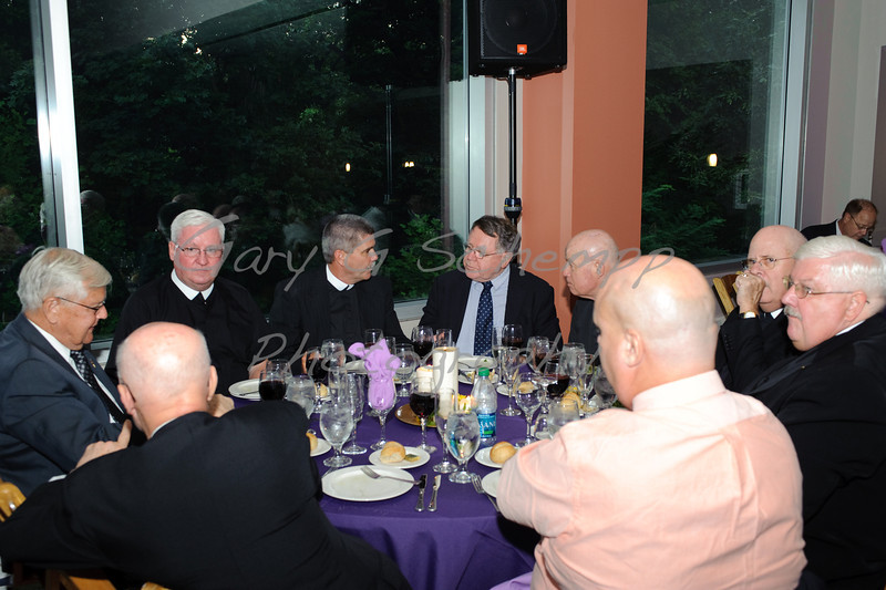 The Brothers of the Christian Schools photos on 8/4/11 at La Salle University