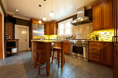 The Brown Kitchen Remodel