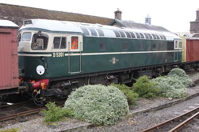 Caledonian Railway Stocklist