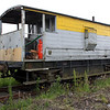 20t Brake Van 'Shark' DB993750 Bridge of Dunn  25/06/11