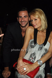 Mike Satsky, Paris Hilton photo by Rob Rich © 2008 robwayne1@aol.com 516-676-3939