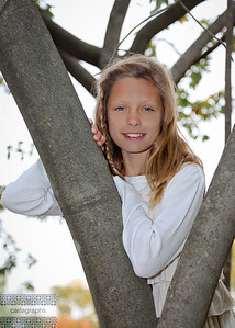 Maggie in Tree (1 of 1)
