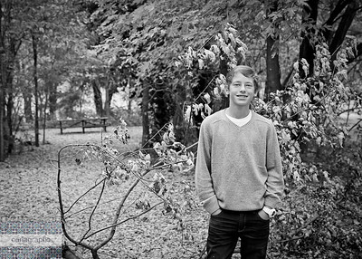 Josh with Branches bw (1 of 1)