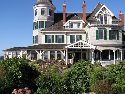 The Castle Hill Inn, Newport, Rhode Island 9/05