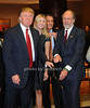 Donald Trump, Ivanka Trump,guest, Governor Jon Corzine<br /> - photo by Rob Rich © 2008 516-676-3939 robwayne1@aol.com