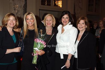 Debbie Hubbe, Dana Hubbe, Linda Marshall, Susanne Corbo, Eileen Schlessenger photo by Rob Rich © 2008 robwayne1@aol.com 516-676-3939