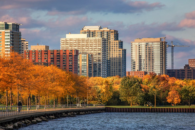 Autumn In Milwaukee