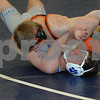 2014 The Clash Bracket 4 Round 1: Mediapolis defeated Woodbury Central 60-18<br /> 132 - Brady Banwart (Mediapolis) over Kobey Gray (Woodbury Central) Fall 3:45