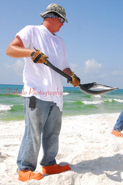 BP Oil Spill.