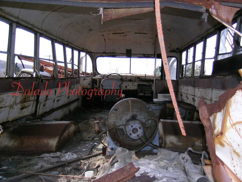 The Rust on the Bus Goes...