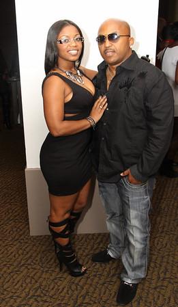 Nyesha (L) & K Jay (R)
