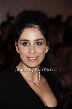 Sarah Silverman  photo  by Rob Rich © 2008 robwayne1@aol.com 516-676-3939