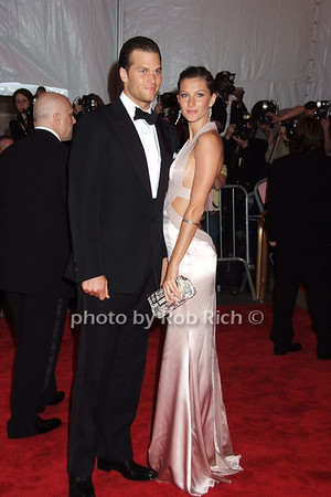 Tom Brady, Gisele Bundchen  photo  by Rob Rich © 2008 robwayne1@aol.com 516-676-3939