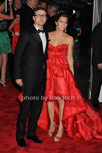 Justin Timberlake, Jessica Biel photo by Rob Rich © 2009 robwayne1@aol.com 516-676-3939