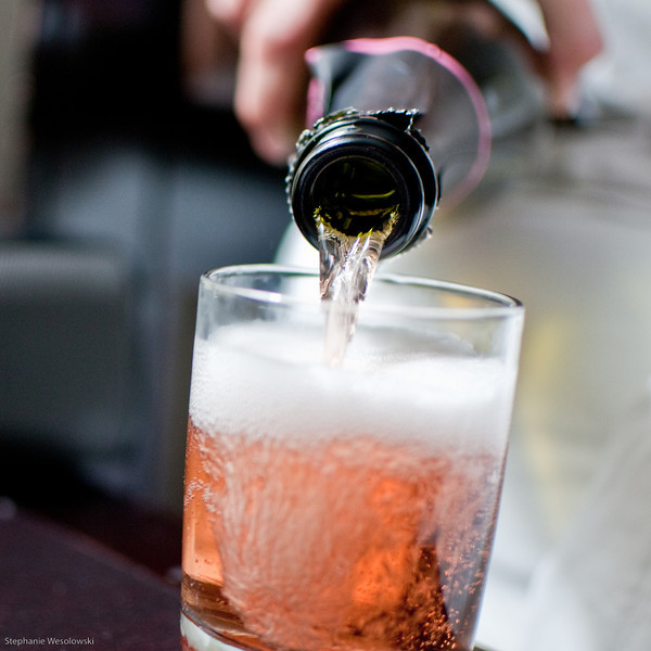 """Holiday """"Cheers!"""" How to Give the Perfect Toast<br /> <br /> Dec. 5, 2011"""