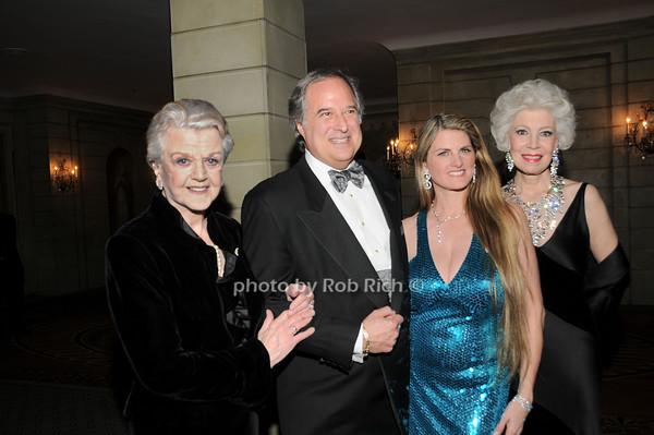 Angela Lansbury, Stewart Lane, Bonnie Comjley, Jano Herbosch