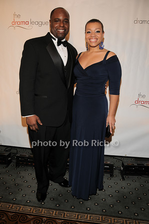 J. Bernard Calloway, Carmen Ruby Floyd<br />  photo by Rob Rich © 2010 robwayne1@aol.com 516-676-3939