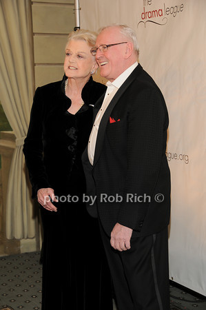 Angela Lansbury, Len Cariou<br />  photo by Rob Rich © 2010 robwayne1@aol.com 516-676-3939