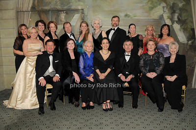 Boardmembers and staff of the Drama League  photo by Rob Rich © 2010 robwayne1@aol.com 516-676-3939