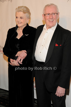Angela Lansbury, Len Cariou<br />  photo by Rob Rich © 2010 robwayne1@aol.com 516-676-3939