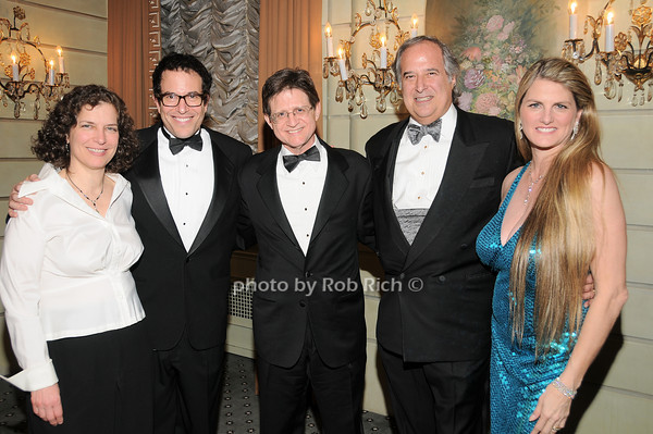 Beatrice Terry, Michael Mayer, Grafton Nunes, Stewart Lane, Bonnie Comley<br />  photo by Rob Rich © 2010 robwayne1@aol.com 516-676-3939