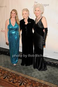 Bonnie Comley, Angela Lansbury, Jano Herbosch  photo by Rob Rich © 2010 robwayne1@aol.com 516-676-3939