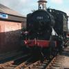 Running around at Sheringham on 06/03/15 is Hawksworth 1501