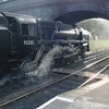 Another view of the visiting 9F at Weybourne on 06/03/15