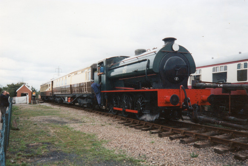 WD190 at Castle Hedingham in Sep 94.