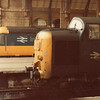 Another view of 55014 on 14/04/81 - she was withdrawn that November.