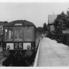 Buntingford was visited on 25/07/64 and Car E59452 (latterly Class127) is ready to depart with the 12 25 for St Margarets - the line closed in November of that year.