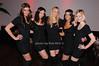 Stephanie Girardi, Liz Green, Kristy Dugan, Jackie London and Brianna Hansen