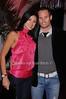 Anna Morales and Brian Glison