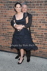 Lisa Hoffman, Dustin Hoffman photo by Rob Rich © 2009 robwayne1@aol.com 516-676-3939