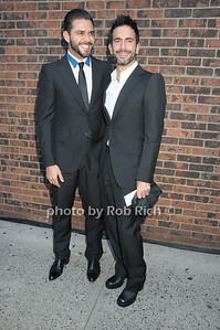 Lorenzo Martone, Marc Jacobs photo by Rob Rich © 2009 robwayne1@aol.com 516-676-3939