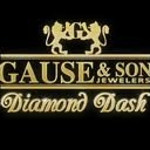 Gause & Son Jewelers Diamond Dash logo.