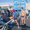 Muscle Beach Exhibitionism