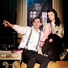"Mark Maynard | for The Herald Bulletin<br /> Joshua Wilkinson and Alaina Porch portray Young Tom Wingfiled and his sister Laura in The Alley Theatre's production of ""The Glass Menagerie."""