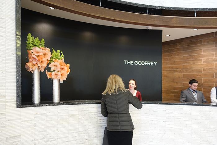 godfrey- lobby-check in
