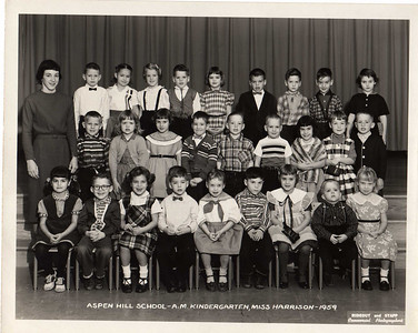 1959 Aspen Hill Kindergarden