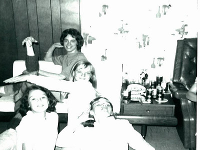 Terry Sanchez Cindy Stifter Terri Miller and Lynn Corbey