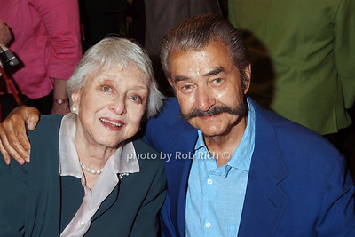 Celeste Holm, Leroy Neiman photo by Rob Rich © 2008 robwayne1@aol.com 516-676-3939
