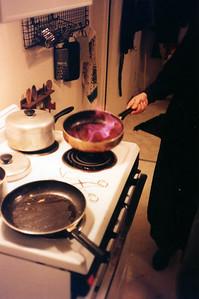 26 Rebecca Cooking