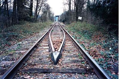 32 Train Tracks