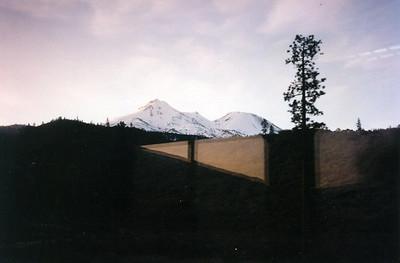 17 Mt Shasta w refl