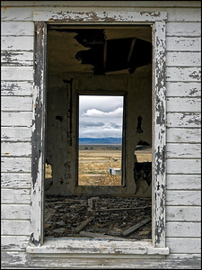 View From Abandoned House