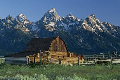 Barn-with-Tetons