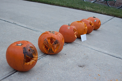 The Great Pumpkin Carving Gathering