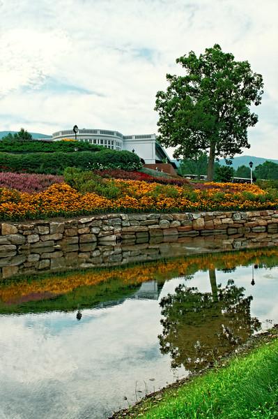 Howard's Creek and the Golf Facility I