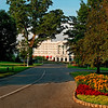 Entrance to The Greenbrier